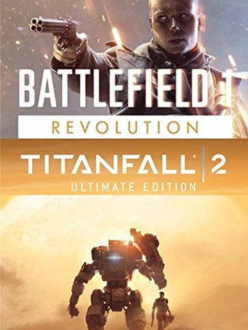 Battlefield 1 Revolution And Titanfall 2 Ultimate Edition Bundle (PC)