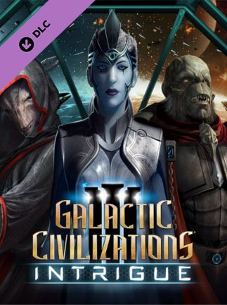 Galactic Civilizations III: Intrigue Expansion (PC)