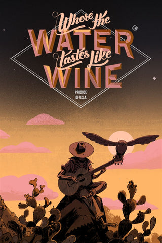 Where the Water Tastes Like Wine (PC/MAC/LINUX)