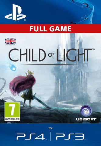 Child of Light (PS3/PS4)