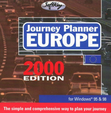 Journey Planner Europe 2000 Edition (PC)