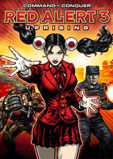 Command & Conquer Red Alert 3: Uprising (PC)