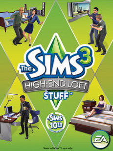The Sims 3: High-End Loft Stuff (PC/MAC)