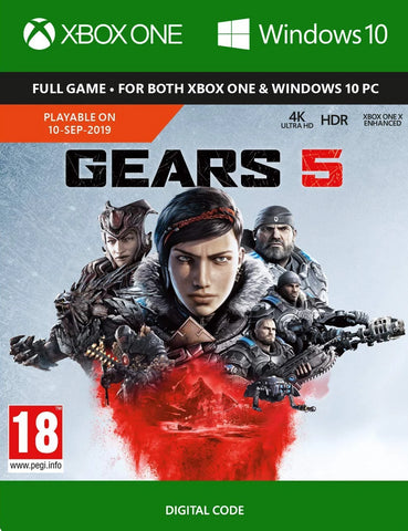 Gears 5 (XBOX ONE/PC)