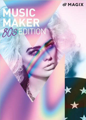 Music Maker 80s Edition (PC)