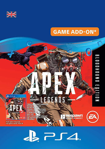 Apex Legends - Bloodhound Edition (PS4)