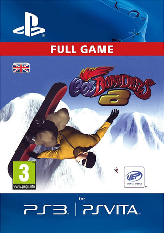 Cool Boarders 2 (PS3/PS Vita)