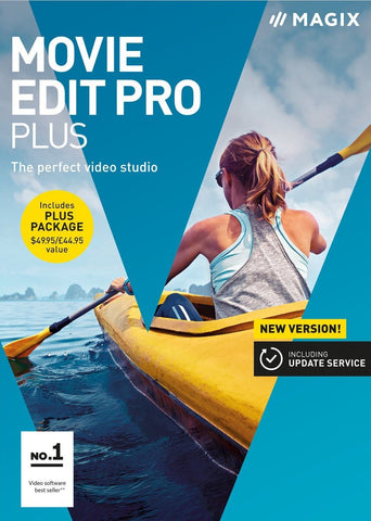 MAGIX Movie Edit Pro Plus 2018  (PC)
