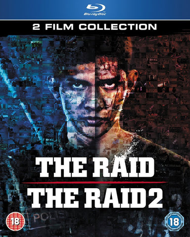 The Raid/The Raid 2 Collection (Blu-Ray)