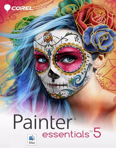 Corel Painter Essentials 5 (MAC)