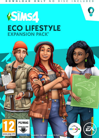 The Sims 4: Eco Lifestyle (PC/MAC)
