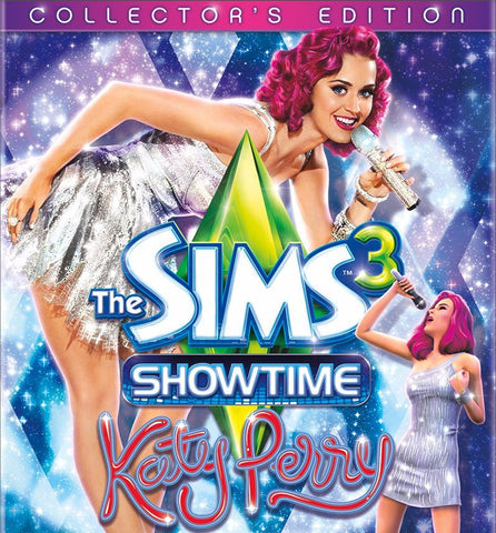 The Sims 3 Showtime Katy Perry Collector's Edition (PC)