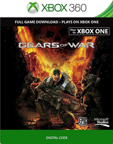 Gears of War (Xbox 360/ONE)