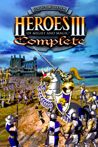 Heroes of Might and Magic 3: Complete (PC)