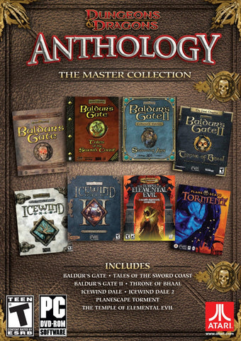 Dungeons & Dragons Anthology: The Master Collection (PC)