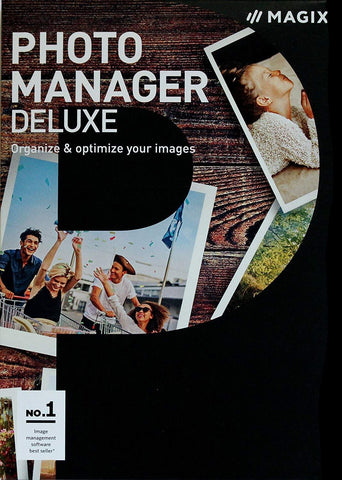 MAGIX Photo Manager Deluxe (PC)