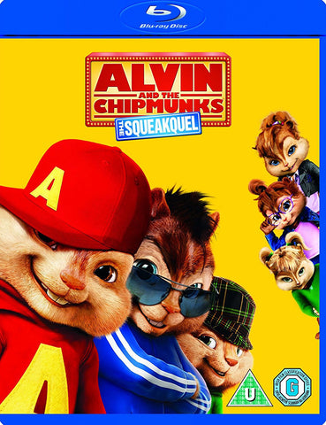 Alvin and the Chipmunks: The Squeakquel (Blu-Ray)