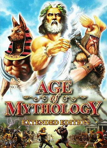 Age of Mythology: Extended Edition (PC)