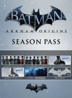 Batman: Arkham Origins - Season Pass (PC)