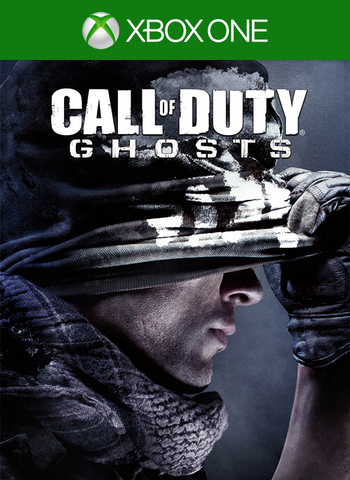 Call of Duty: Ghosts (XBOX 360/XBOX ONE)