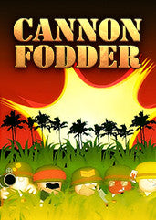 Cannon Fodder (PC/MAC/LINUX)