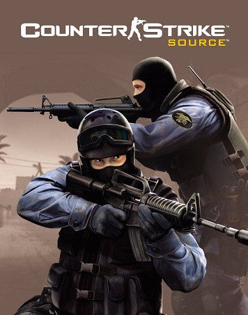 Counter-Strike: Source (PC/MAC/LINUX)