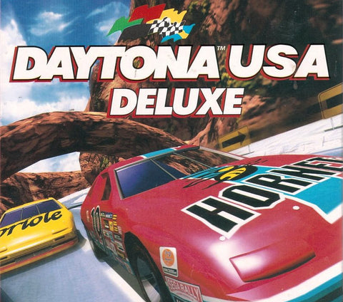 Daytona USA Deluxe (PC)