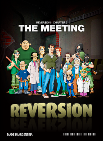 Reversion - The Meeting (2nd Chapter) (PC)