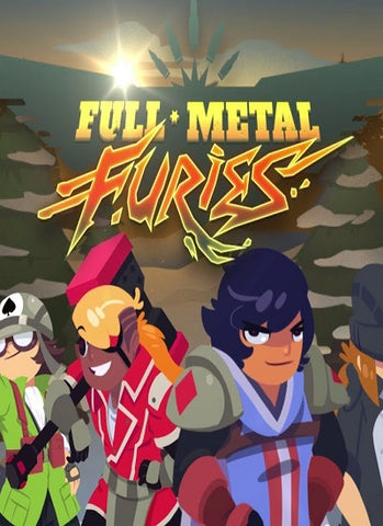 Full Metal Furies (PC/MAC/LINUX)