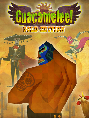 Guacamelee! Gold Edition (PC/MAC/LINUX)