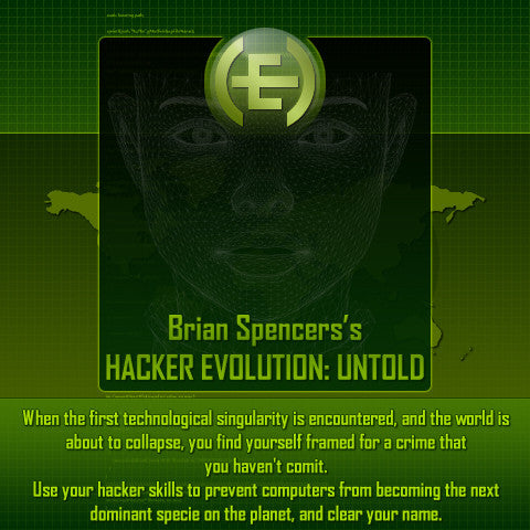 Hacker Evolution: Untold (PC/MAC/LINUX)