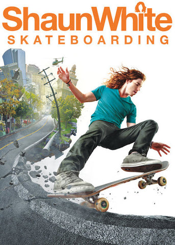 Shaun White Skateboarding (PC)