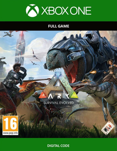 ARK: Survival Evolved (PC/XBOX ONE)