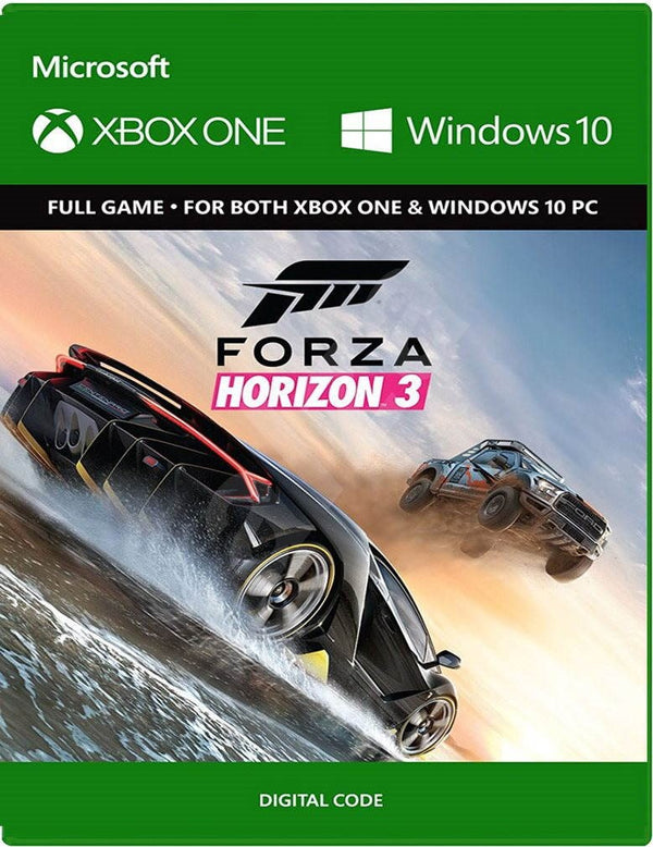 Forza Horizon 3 (XBOX ONE/WIN10)
