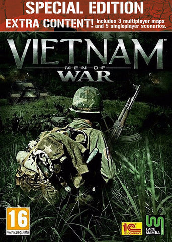 Men of War: Vietnam - Special Edition (PC)