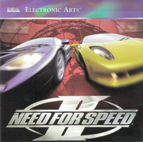Need for Speed II (PC)