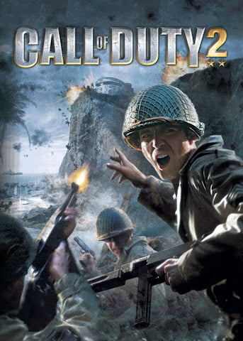 Call of Duty 2 (PC/MAC)