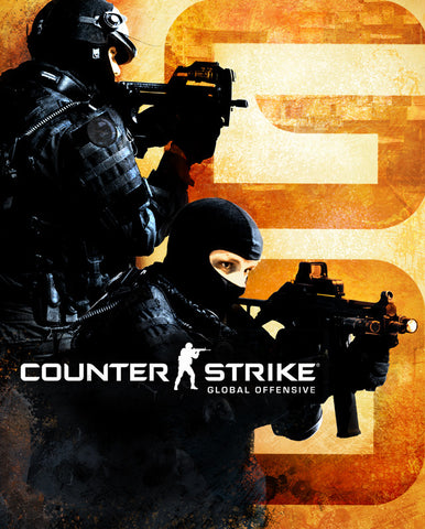 Counter-Strike: Global Offensive (PC/MAC/LINUX)