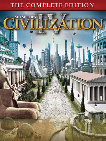 Sid Meier's Civilization IV: The Complete Edition (PC)