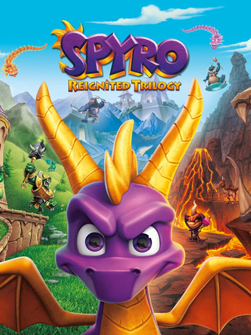 Spyro Reignited Triology (PC)