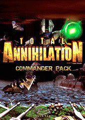 Total Annihilation: Commander Pack (PC/MAC)