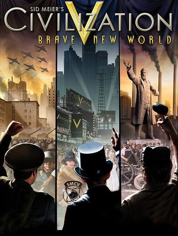 Sid Meier's Civilization V: Brave New World (PC/MAC/LINUX)
