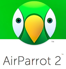 AirParrot 2 (2 Licenses) (PC/MAC/Chrome OS)