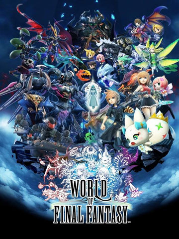World of Final Fantasy (PC)