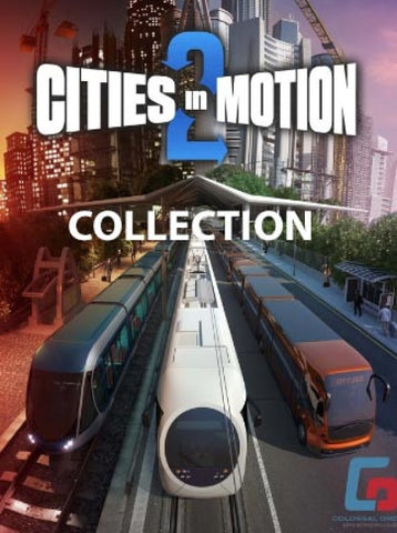 Cities in Motion 2 Collection (PC/MAC/LINUX)