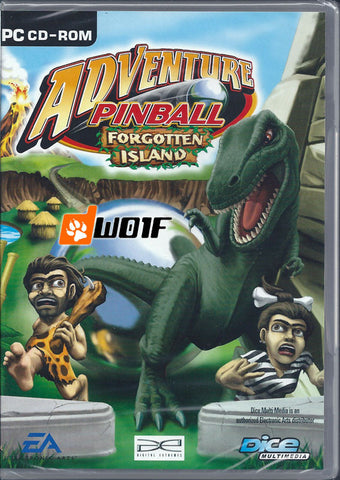 Adventure Pinball: Forgotten Island (PC)
