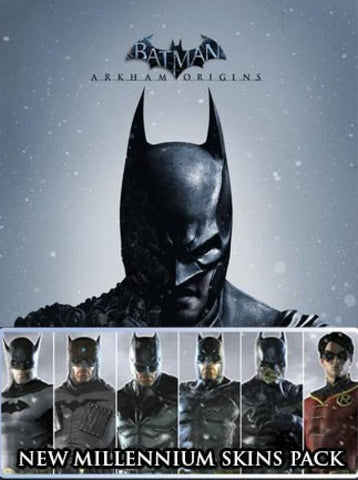 Batman: Arkham Origins - New Millennium Skins Pack (PC)