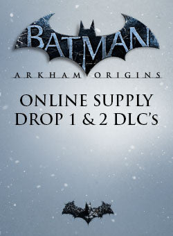 Batman: Arkham Origins - Online Supply Drop 1 +2 (PC)