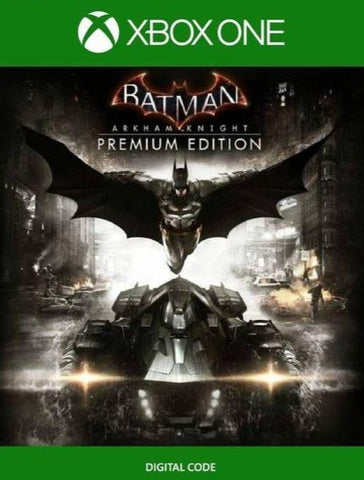 Batman: Arkham Knight Premium Edition (XBOX ONE)