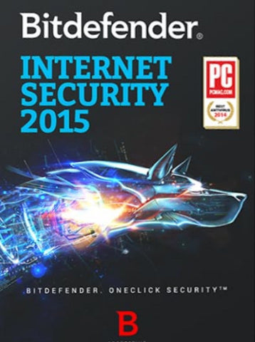 Bitdefender Internet Security 2015 [1PC/9Months] (PC)